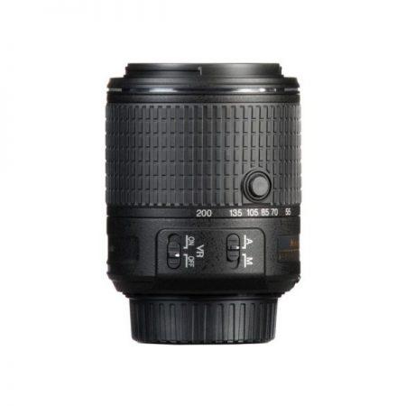 Lente Nikon 55-200 F/4-5.6g If Ed Vr