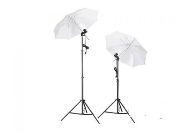 Kit De Luces Para Estudio De Fotografía