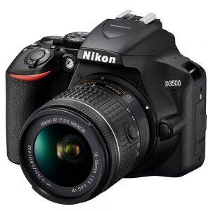 Càmara Nikon D3500 Kit 18-55mm 24,2mpx Full Hd