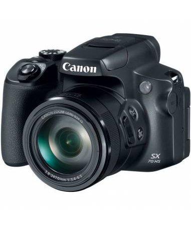 Cámara Canon Sx70 Zoom Optico De 65X